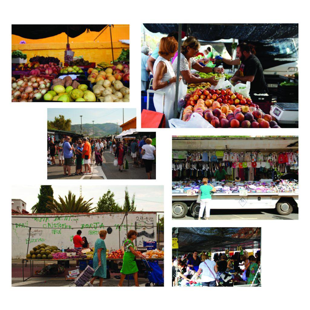 mercado del jueves
