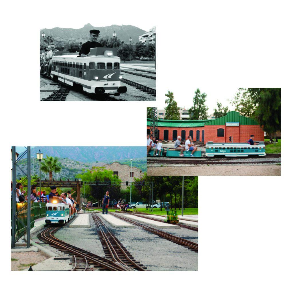 parque del trenet